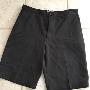 Dockers Flat Front Black Short